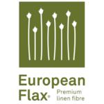 Label european flax