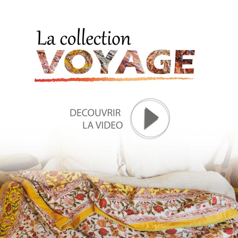 Vidéo collection voyage
