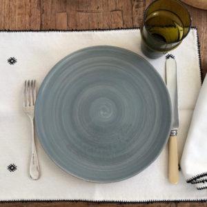 Set de table en kiria
